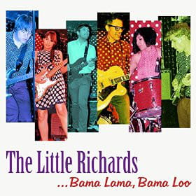 The Little Richards - ...Bama Lama, Bama Loo  winyl płyta winylowa LP