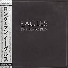 Eagles, The Long Run,The Cd Album Płyta Cd