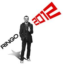STARR, RINGO RINGO 2012 CD ALBUM płyta CD