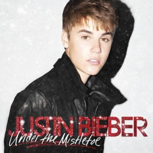 BIEBER, JUSTIN  UNDER THE MISTLETOE (PL)  CD ALBUM