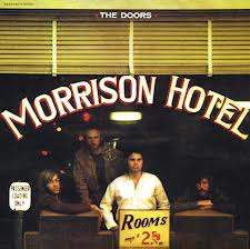 DOORS - THE MORRISON HOTEL VINYL ALBUM