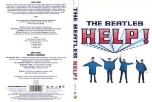 BEATLES, THE  HELP!  DVD DISC