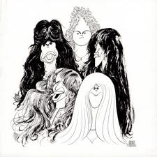 "Aerosmith ""Draw The Line"" Cd"
