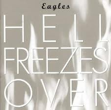 Eagles Hell Freezes Over Cd Album Płyta Cd