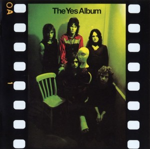 "Yes ""The Yes Album"" płyta winylowa (winyl)"