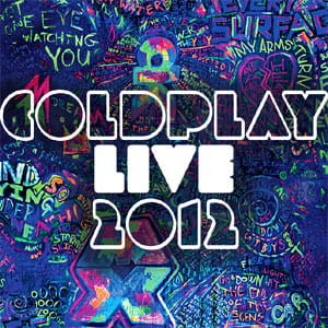 COLDPLAY LIVE 2012 (BLU-RAY+CD) - LIMITED DVD DISC