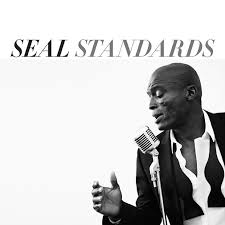 SEAL STANDARDS LP (WHITE) VINYL ALBUM