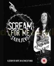 DICKINSON, BRUCE SCREAM FOR ME SARAJEVO DVD DISC