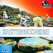 "Led Zeppelin ""Houses of the Holy"" płyta winylowa (winyl)"