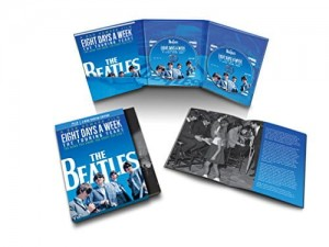 BEATLES EIGHT DAYS A WEEK - THE TOURING YEARS (DELUXE) LTD. DVD BLU-RAY DISC