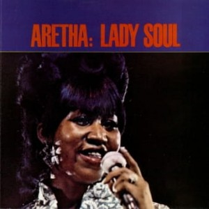 FRANKLIN, ARETHA LADY SOUL VINYL ALBUM
