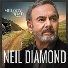 DIAMOND, NEIL MELODY ROAD 2LP VINYL ALBUM