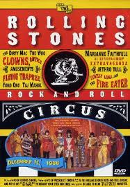 ROLLING STONES ROCK & ROLL CIRCUS DVD DISC