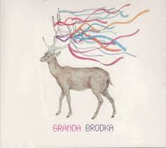 "Monika Brodka ""Granda"" CD"