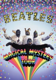 BEATLES, THE MAGICAL MYSTERY TOUR DVD DISC