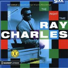 "Ray Charles "" The Right Time "" Cd"