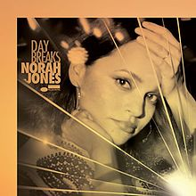 JONES, NORAH DAY BREAKS (LP ORANGE LTD) VINYL ALBUM