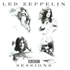 "Led Zeppelin "" BBC Sessions "" CD"