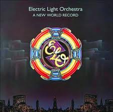 "Electric Light Orchestra ""A New World Record"" CD"
