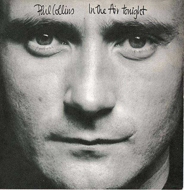 Phil Collins In The Air Tonight Płyta Winylowa Winyl